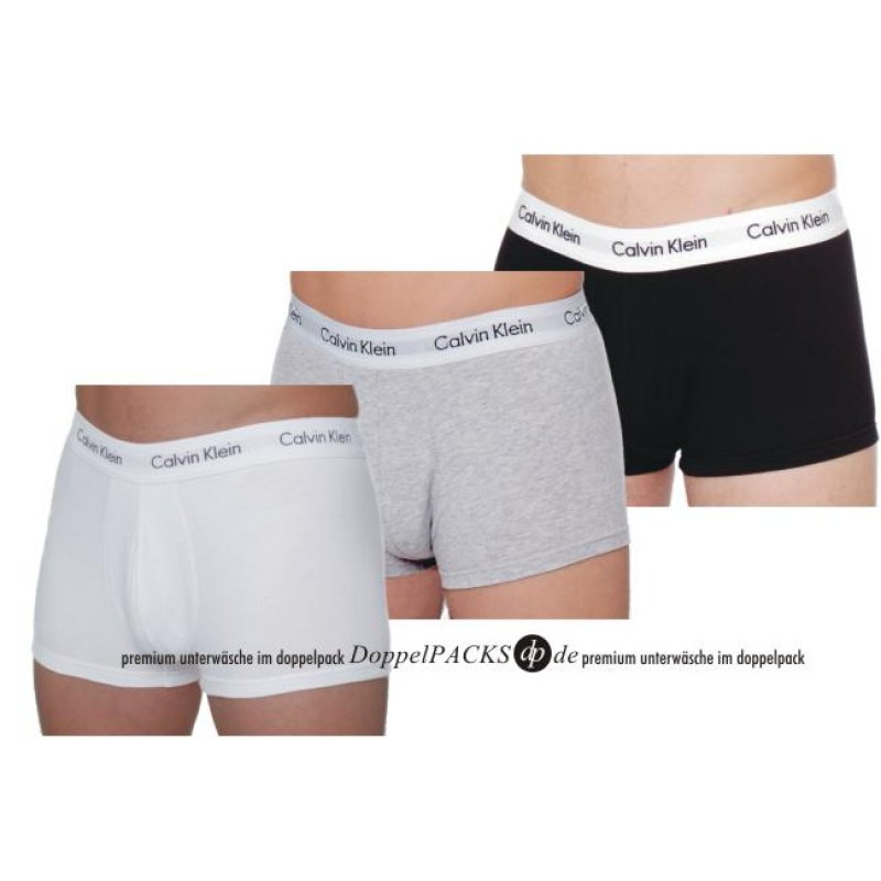 calvin klein 3er 6er pack boxer shorts neu s m l xl pants unterhose. Black Bedroom Furniture Sets. Home Design Ideas