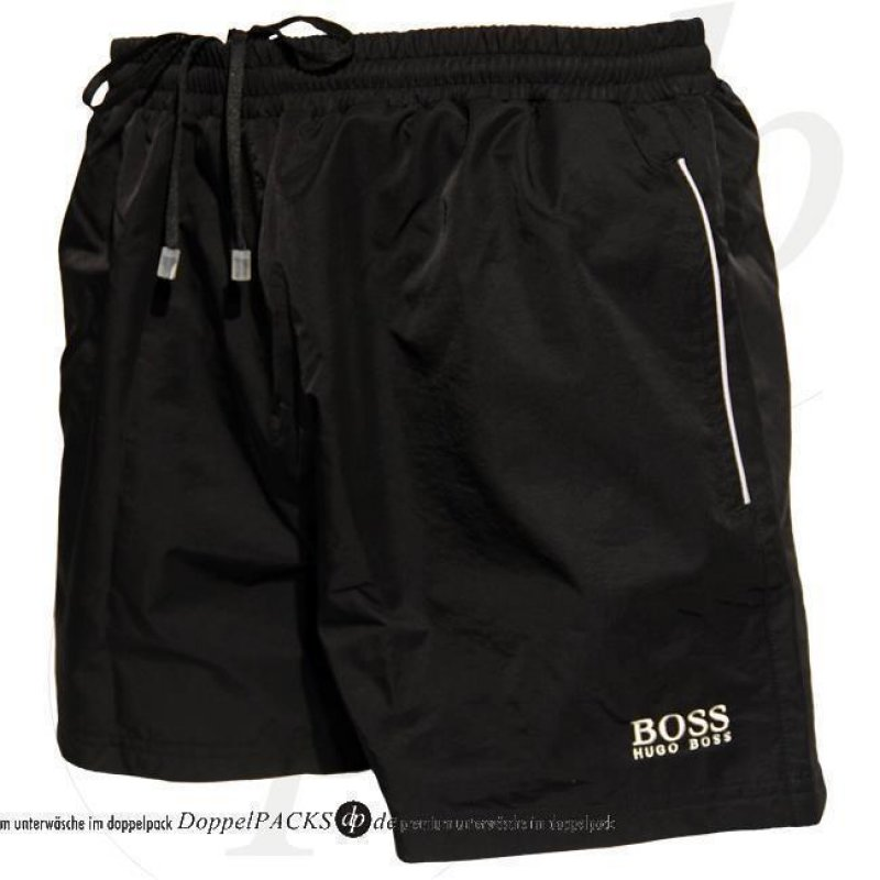 hugo boss herren badeshorts versandkostenfrei by doppelpacks underwear. Black Bedroom Furniture Sets. Home Design Ideas