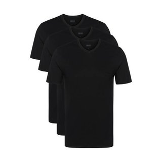 Hugo Boss 3er Pack V Neck T Shirts S Schwarz