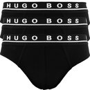 HUGO BOSS 3er Pack Herren Mini Slip   M  3x schwarz
