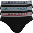 HUGO BOSS Mini Briefs Slips   Logo Rot Türkis Blau  Gr.M...